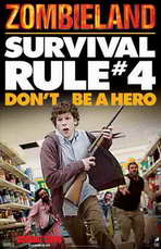 Zombieland - 11 x 17 Movie Poster - Style D