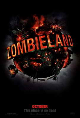 Zombieland - 27 x 40 Movie Poster - Style A