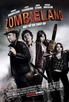 Zombieland - 27 x 40 Movie Poster - Style B