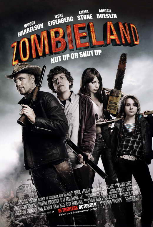 Zombieland movie wallpaper free picture