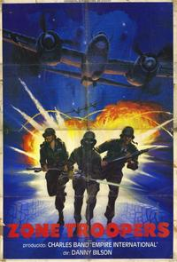 Zone Troopers - 11 x 17 Movie Poster - Spanish Style A