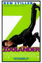 Zoolander - 27 x 40 Movie Poster - Style A