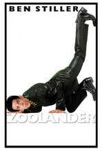 Zoolander - 27 x 40 Movie Poster - Style C