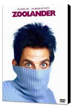 Zoolander - 11 x 17 Movie Poster - Style D - Museum Wrapped Canvas