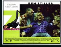 Zoolander - 11 x 14 Movie Poster - Style D