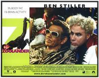 Zoolander - 11 x 14 Movie Poster - Style E