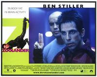 Zoolander - 11 x 14 Movie Poster - Style F