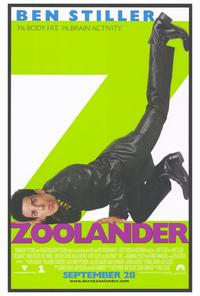 Zoolander - 11 x 17 Movie Poster - Style A - Double Sided