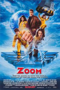 Zoom - 43 x 62 Movie Poster - Bus Shelter Style A