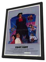Zoot Suit - 11 x 17 Movie Poster - Style A - in Deluxe Wood Frame