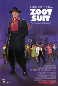 Zoot Suit - 27 x 40 Movie Poster - Style B