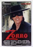 Zorro - 11 x 17 Movie Poster - Style B