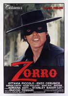 Zorro - 27 x 40 Movie Poster - Style B