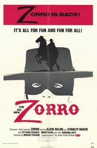 Zorro - 11 x 17 Movie Poster - Style A