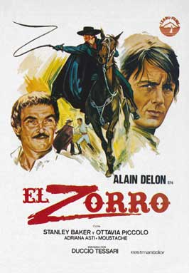 Zorro - 11 x 17 Movie Poster - Style C