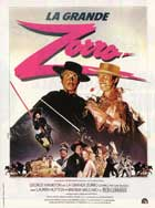 Zorro, the Gay Blade - 11 x 17 Movie Poster - French Style A