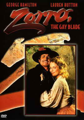 Zorro, the Gay Blade - 11 x 17 Movie Poster - Style A