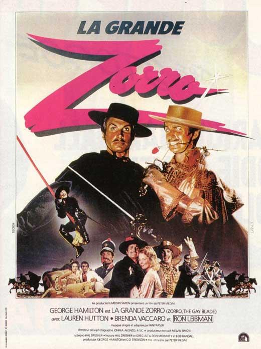 Zorro The Gay Blade Movie 6