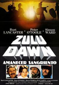 Zulu Dawn - 11 x 17 Movie Poster - Spanish Style A