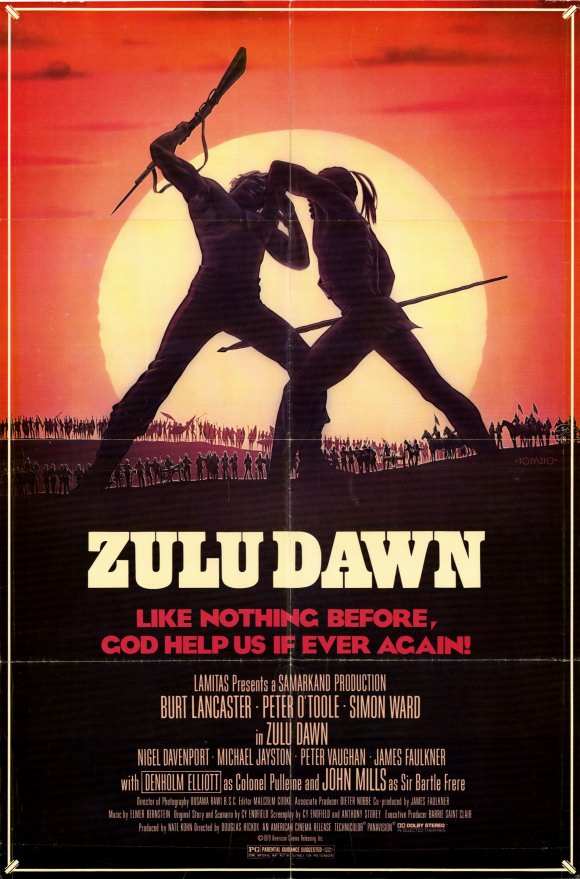 zulu dawn movie posters from movie poster shop