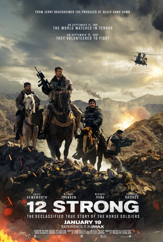 12 Strong Movie Posters From Movie Poster Shop