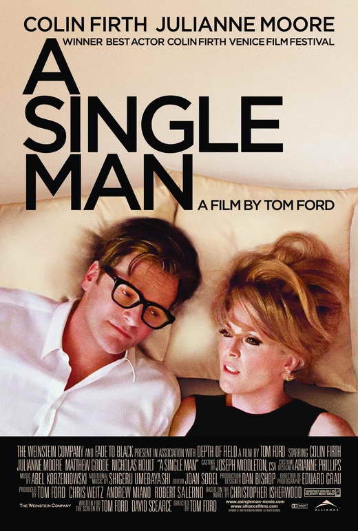 Image result for movie poster a single man