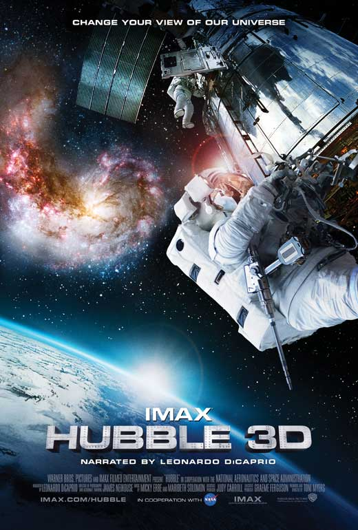 IMAX: Hubble streaming
