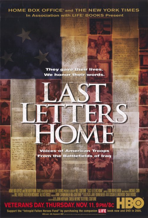 last letter movie last letters home voices of american troops from the 11121 | last letters home voices of american troops from the battlefields of iraq movie poster 2004 1020275117
