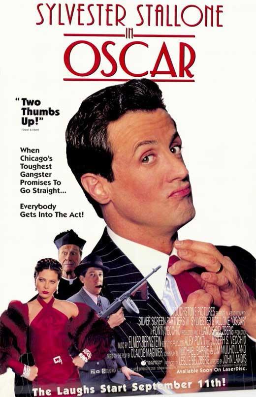 Ver Oscar (1991) Online Película Completa Latino Español en HD