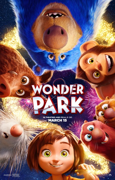 Wonder Park Movie Posters From Movie Poster Shop